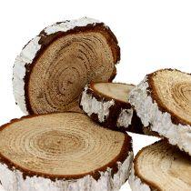 Rodajas de madera abeto óptica 3-7,5cm 500g