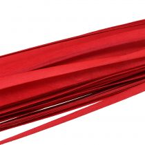 Cinta de madera trenzada cinta roja 95cm - 100cm 50pcs