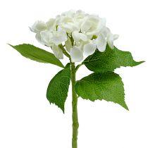 Hydrangea 33cm Blanco 1pc