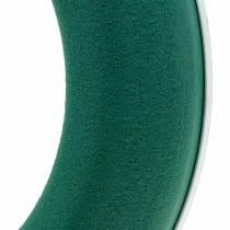 OASIS® corona de espuma floral anillo verde H3cm Ø25cm 6pcs