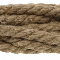 Práctica cuerda de yute Ø1.5m 6m