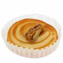 Tartaletas de nueces clasificadas artificialmente 5cm 4pcs