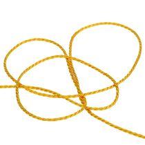 Cordón amarillo 2mm 50m