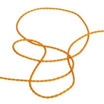 Cordón naranja 2mm 50m