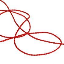 Cordón rojo 2mm 50m
