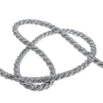 Cordon plata 10mm 10m
