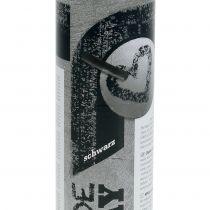 Tiza spray negro 400ml