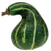 Calabaza Artificial Verde Oscuro 11cm 6pcs