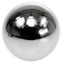 Decoración bolas de acero inoxidable Ø8cm 6pcs