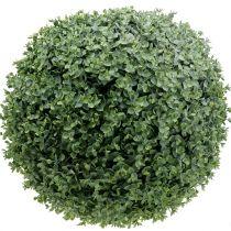 Bola de boj verde artificial Ø38cm