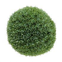 Bola de boj verde artificial Ø28cm
