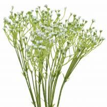 Gypsophila gypsophila artificial en racimo blanco 46cm 5pcs