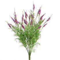 Arbusto lavanda violeta 43cm