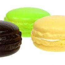 Deco Macaron Merengue Panadería variada 5cm 8pcs