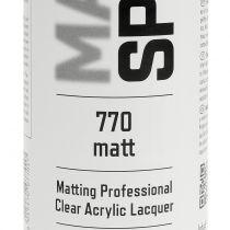 Mat spray profesional pintura acrílica 400ml
