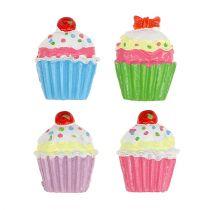 Mini Cupcakes de color 2,5cm 60pcs