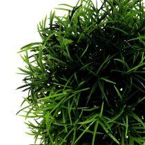 Mini bola de hierba Ø12cm verde oscuro 1p