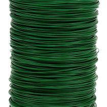 Alambre de mirto verde 0.35mm 100g
