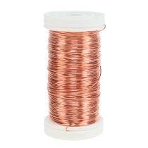 Alambre de mirto 0.30mm 100g cobre