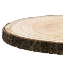 Disco de árbol campana azul naturaleza Ø30-35cm 1p