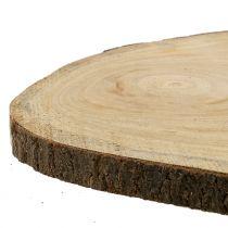 Disco de árbol campana azul naturaleza Ø40-50cm