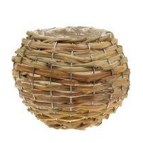 Baloncesto para plantar marrón claro Ø16cm