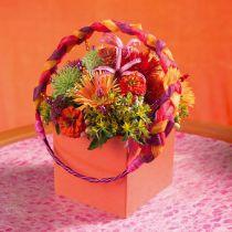 Arreglo de mesa de ladrillo de espuma floral 11cm x 11cm x 8.5cm 4pcs