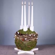 Bola de espuma floral maxi bola enchufable Ø30cm