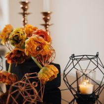 Espuma floral OASIS® All Black Brick 20 piezas