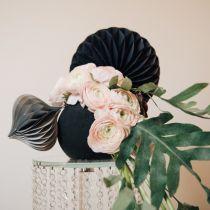 Bola de espuma floral, negra Ø20cm
