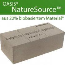 OASIS® NatureSource ladrillo espuma floral 23cm × 11cm × 7cm 10 piezas