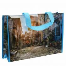 Bolsa de compras con asas Brittany plastic 45 × 14 × 30cm shopper