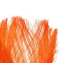 Palma fibra pastel naranja claro 400gr