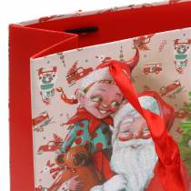 "Bolsa de regalo bolsa de papel ""Santa Claus"" A24cm"