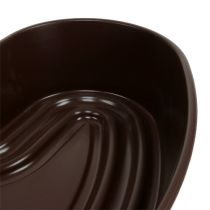 """Planta corazón """"Amora"""" marrón 35 x 35cm, 1p"""
