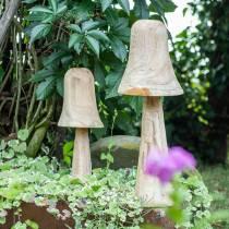 Seta madera de pino Ø18cm H35cm