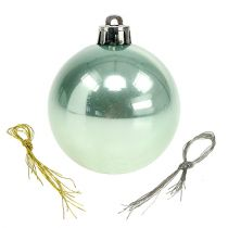 Bola de plástico Ø6cm colores surtidos. 10st
