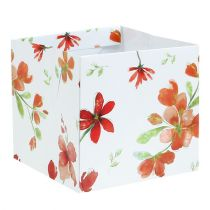 Bolsa de papel de 12 cm x 12 cm con patrón de 8 piezas