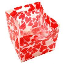 Bolsa de plástico con patrón 10,5cm x 10,5cm 12pcs
