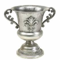 Copa plata antigua Ø20cm H24cm