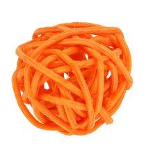 Rattanball Naranja Amarillo Albaricoque 72pcs