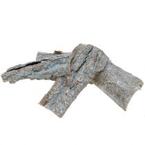 Corteza para manualidades Blanqueadas 13cm 1kg