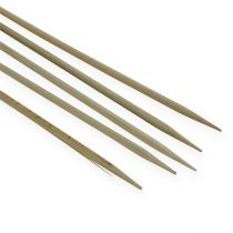 Varillas partidas 40cm natural 100pcs