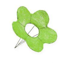 Puño de sisal 20cm verde claro 8 pcs