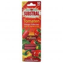 Fertilizante substral en barra para tomates 10pcs