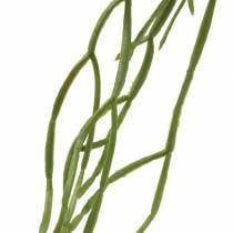 Suculenta colgante verde artificial 110cm