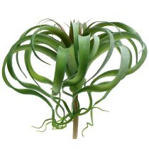 Tillandsie artificial para enchufar verde 30cm
