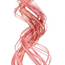 Ting Ting Curly 60cm rosa 40pcs