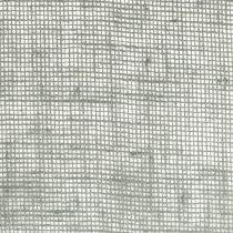 Camino de mesa yute cinta gris 30cm 10m