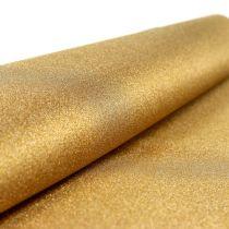 Camino de mesa 50cm x 300cm dorado